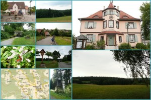 omgeving Huttenhof