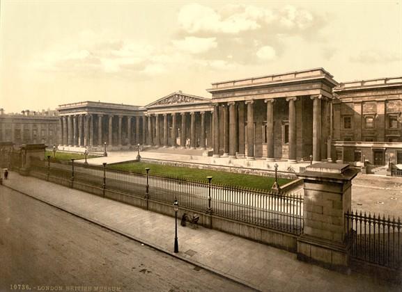 1890-1900 britisch museum