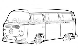 8 volkswagen t2