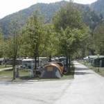 Camping azzurro