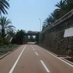 fietspaden Sanremo