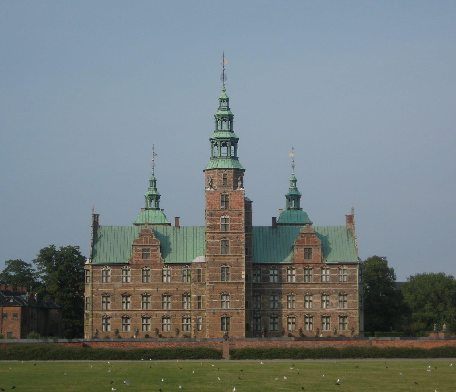 Rosenborg Kasteel Kopenhagen