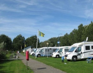 almere haven camperplaats