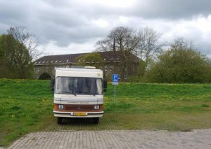 camperplaats huissen
