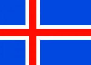 ijsland vlag