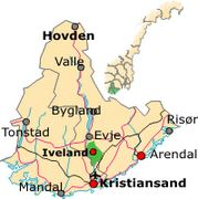 Gemeente Iveland