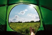 natuur kamperen